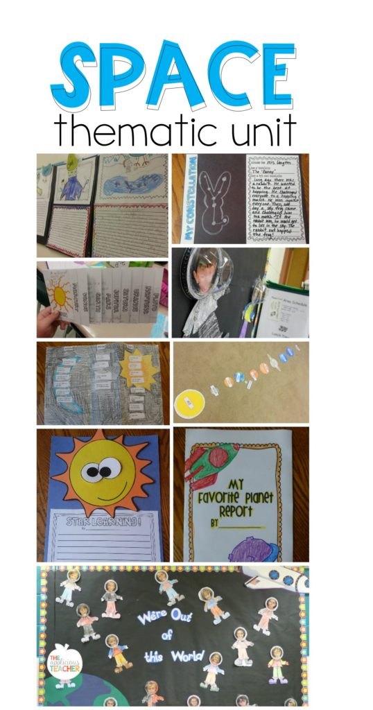 Learn about space with these space activities and ideas. Perfect for 2nd or 3rd grade! The Applicious Teacher