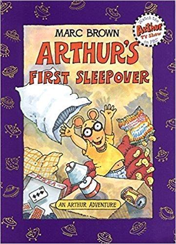arthur's sleepover activities