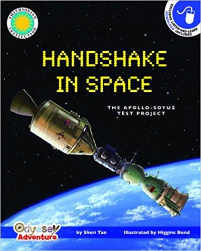 Handshake in Space activity ideas