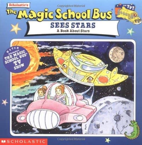 Magic school bus sees stars activities