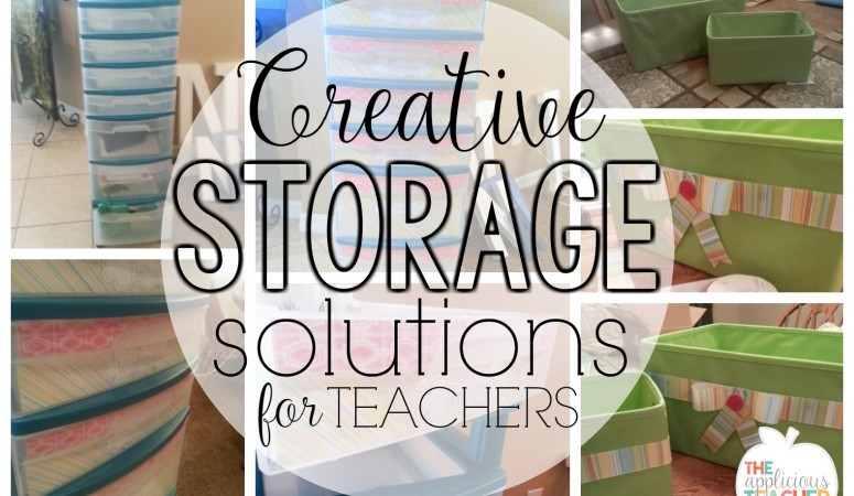 Creative Organization Solutions for Teachers
