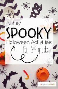 The perfect activities to keep your second graders engaged and learning for Halloween. So many great Halloween Activities in this post!