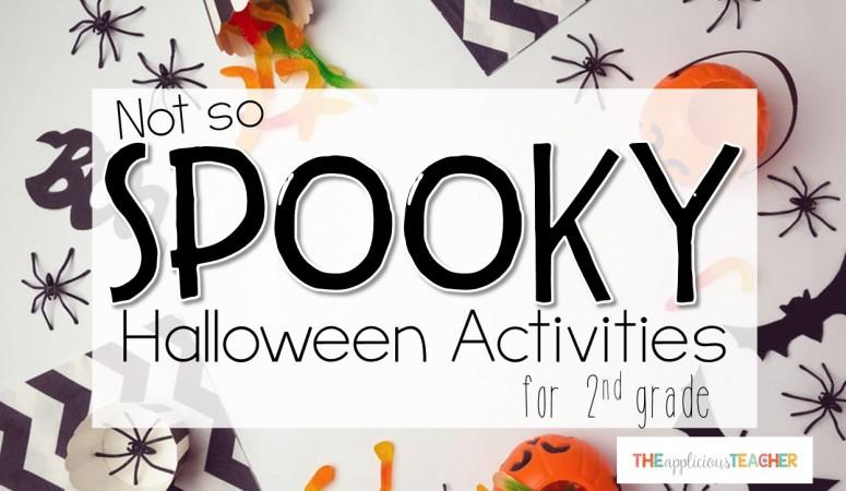 A {Not so} Spooky Week