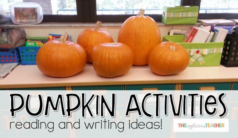 Pumpkins, Pumpkins, and a Splash of Halloween
