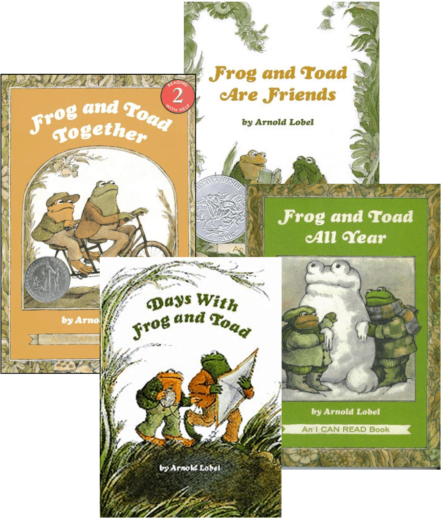meet the feebles frog and toad