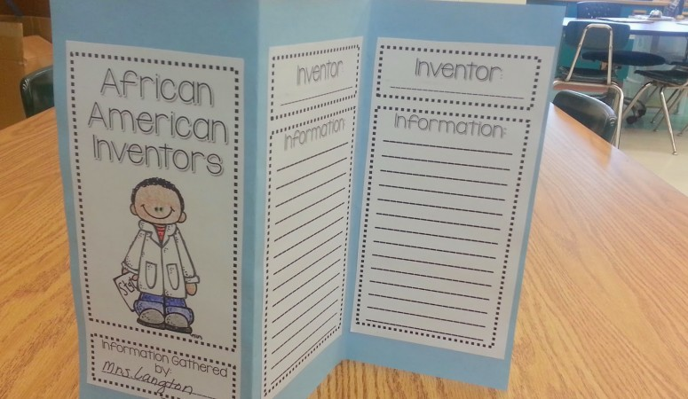 African American Inventors and Graphs, Oh My!