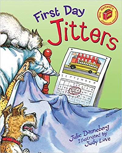 Read First Day Jitters on your first week of school