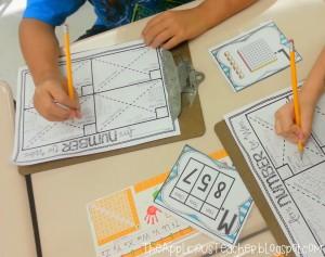using games to build number sense