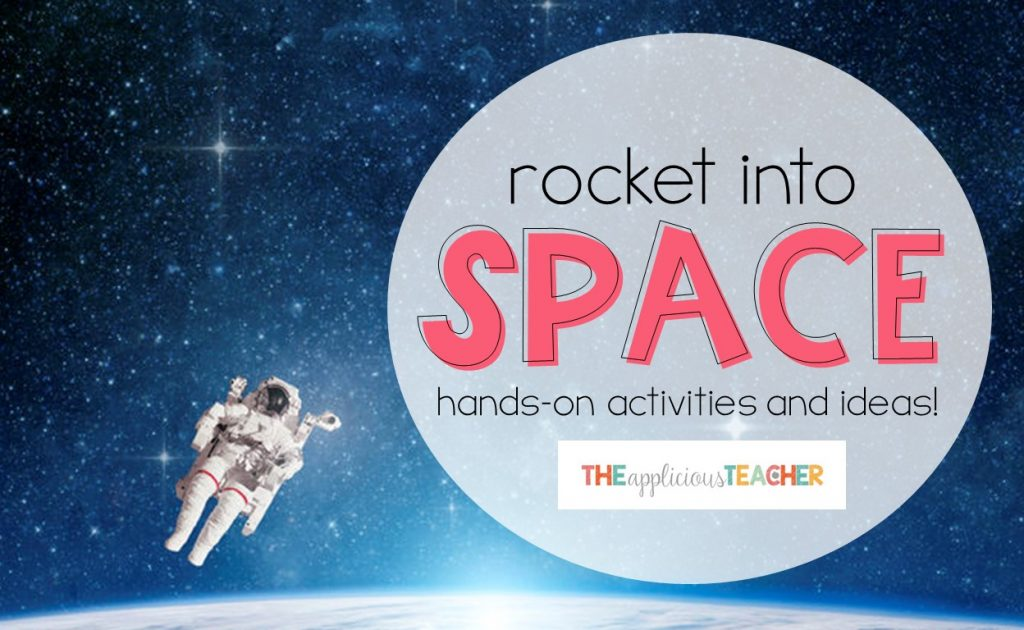 Rocket your learning about space with these engaging and fun activities!