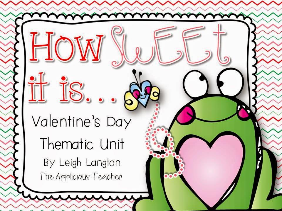 valentines day unit