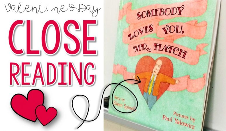 Valentine's Week: Reading, Writing, and Math!