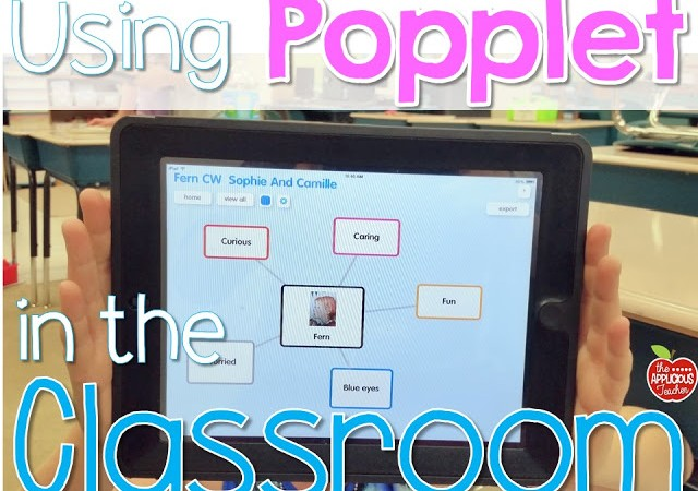 Popplet in the Classroom