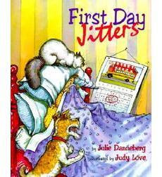 First Day Jitters Activity