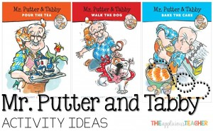 Mr. Putter and Tabby Activity Ideas