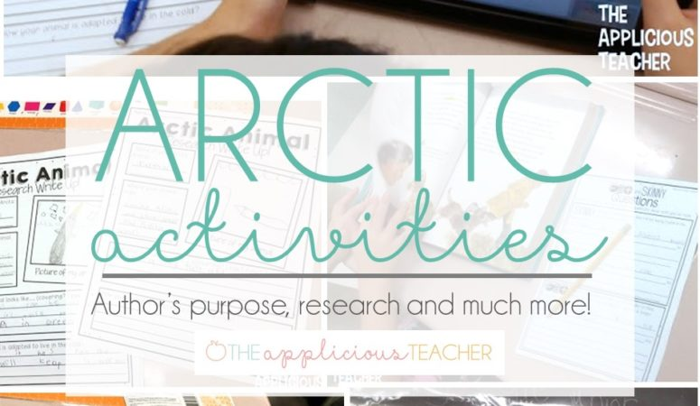 Arctic Thematic Unit: Part Two