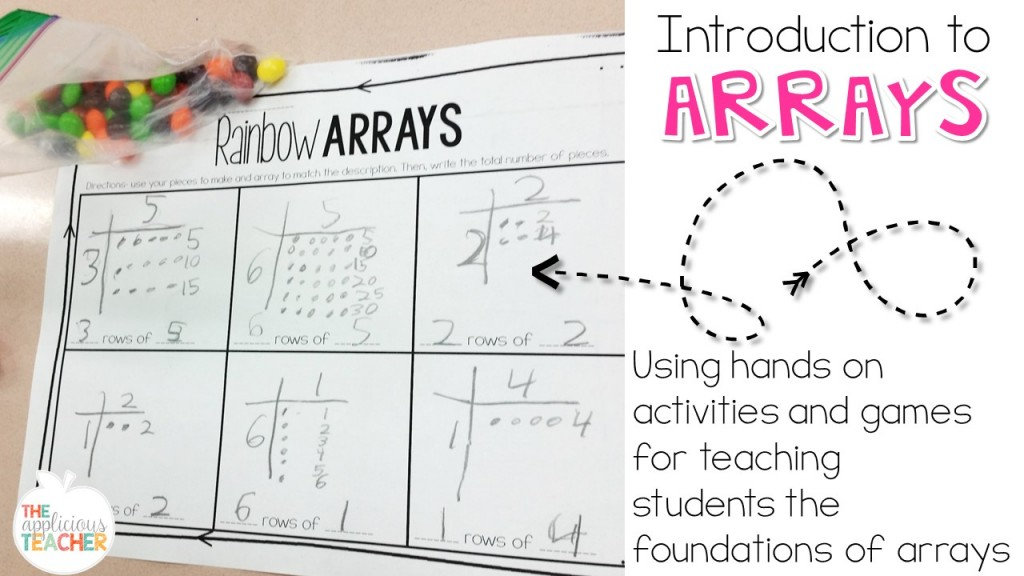 great post on introduction to arrays!