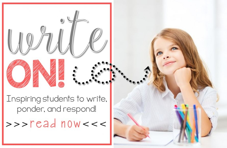 writing lesson ideas and activities for 2nd and 3rd grade