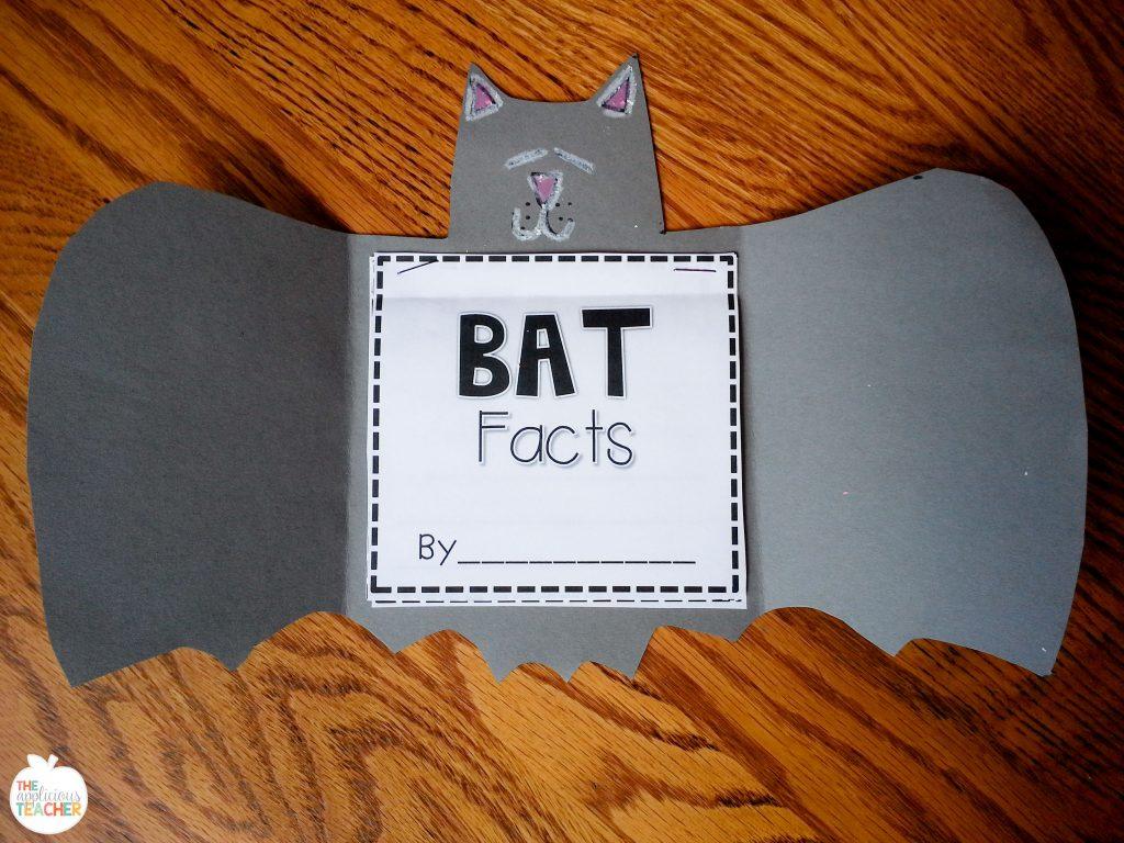 Bat fact book