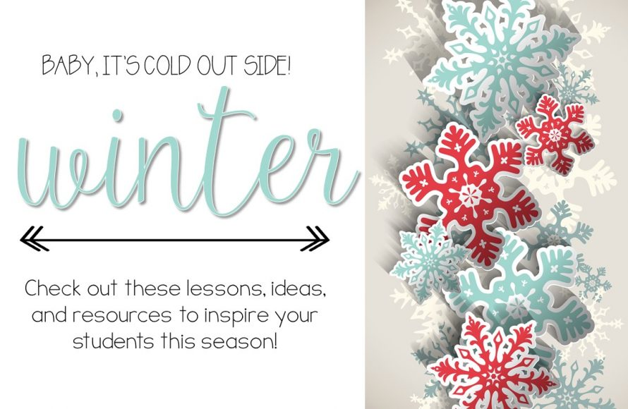 winter activities for the classroom. Great ideas for keeping your kiddos engaged in the cold months!