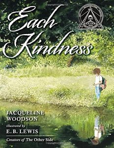 Books about Kindness each kindness