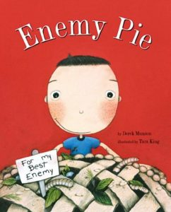 Books about Kindness Enemy pie