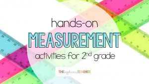 Linear measurement activities for 2nd grade