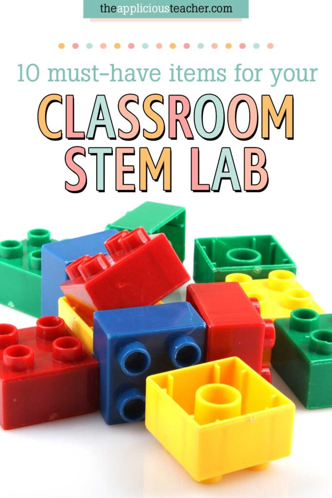 Materials Perfect for Your Classroom Stem Lab