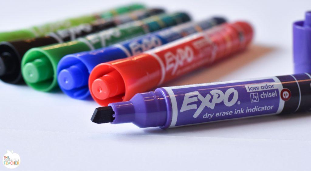 expo dry erase ink indicator marker