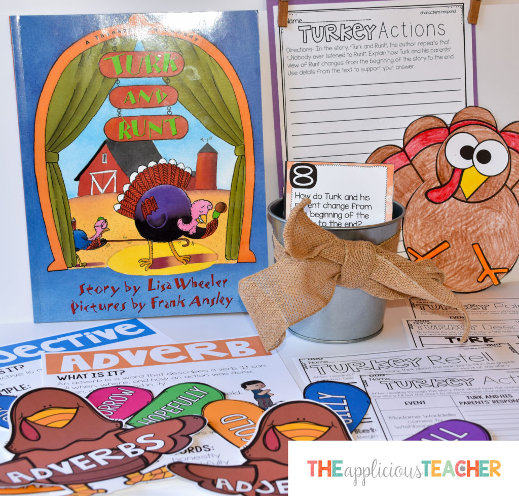 Thanskgiving activities for 2nd grade