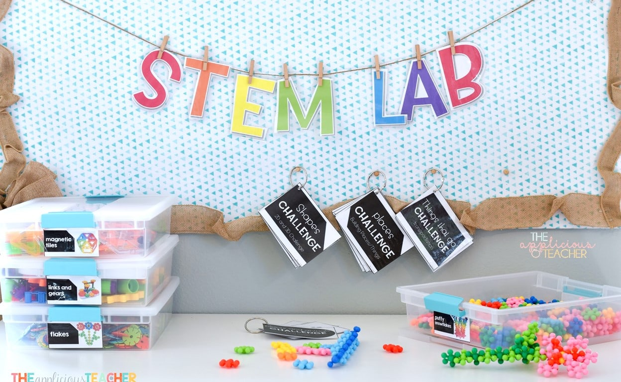 Stem Lab In The Classroom A Place For Imagination To Grow