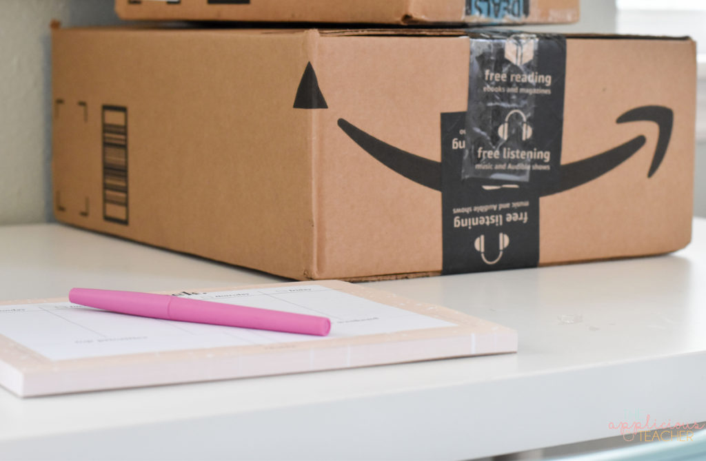 Reasons Why Teachers NEED Amazon Prime: Share your benefits