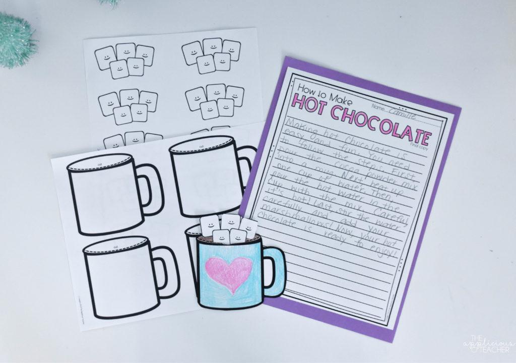 how to make hot chocolate craft