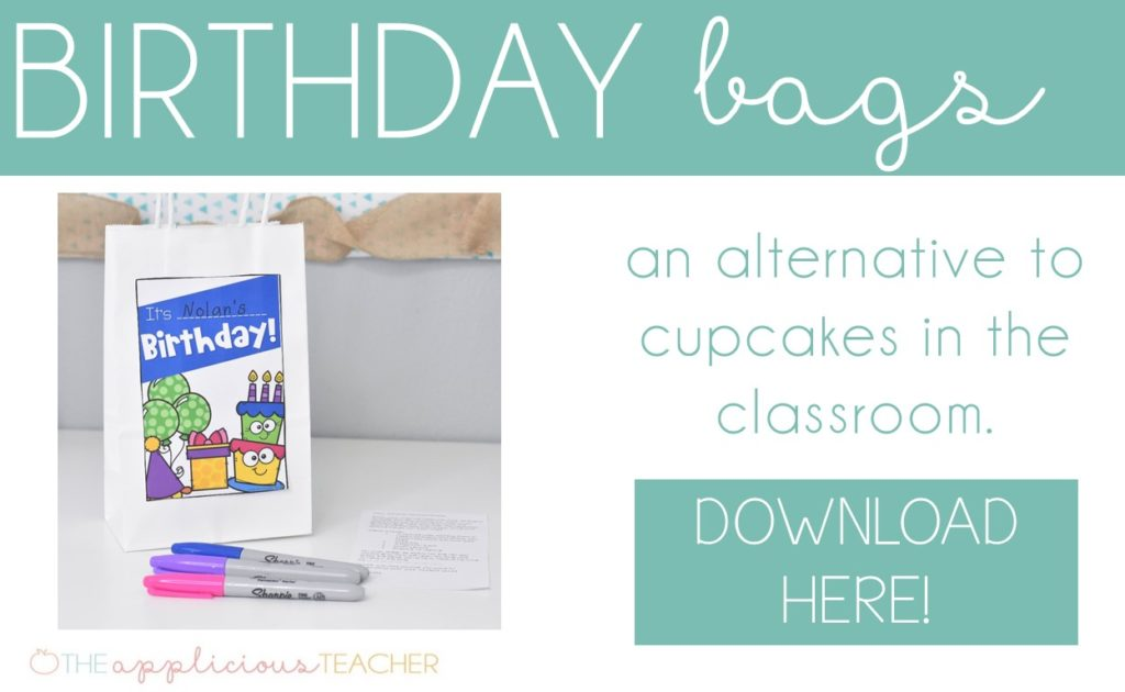 birthday bags free download