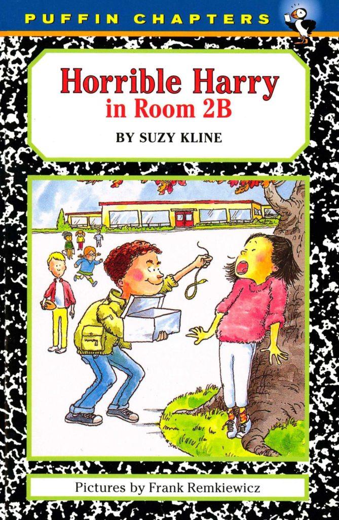 Horrible Harry 2nd Grade Beginning Chapter books