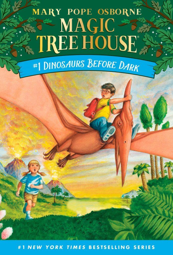 Magic Treehouse series