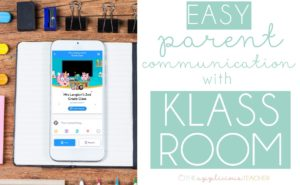 Easy Parent Communication Tool: Klassroom