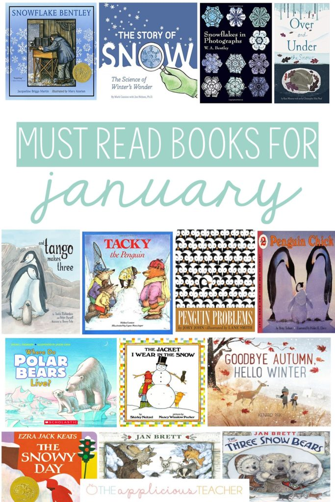 Must Read Books for January