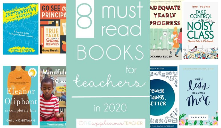 8 Must Read Books for Teachers in 2020