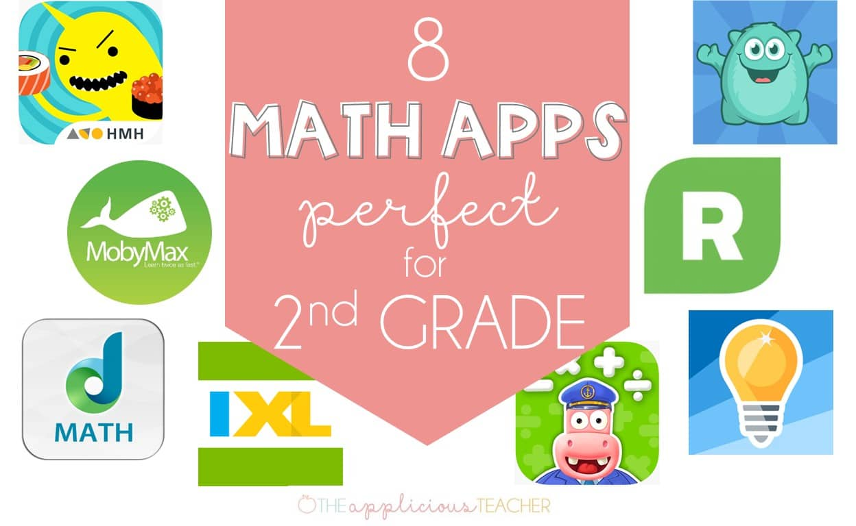 math apps for 2nd grade