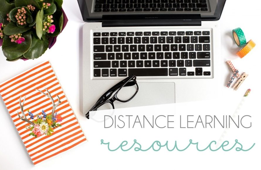 distance learning resources for 2nd grade