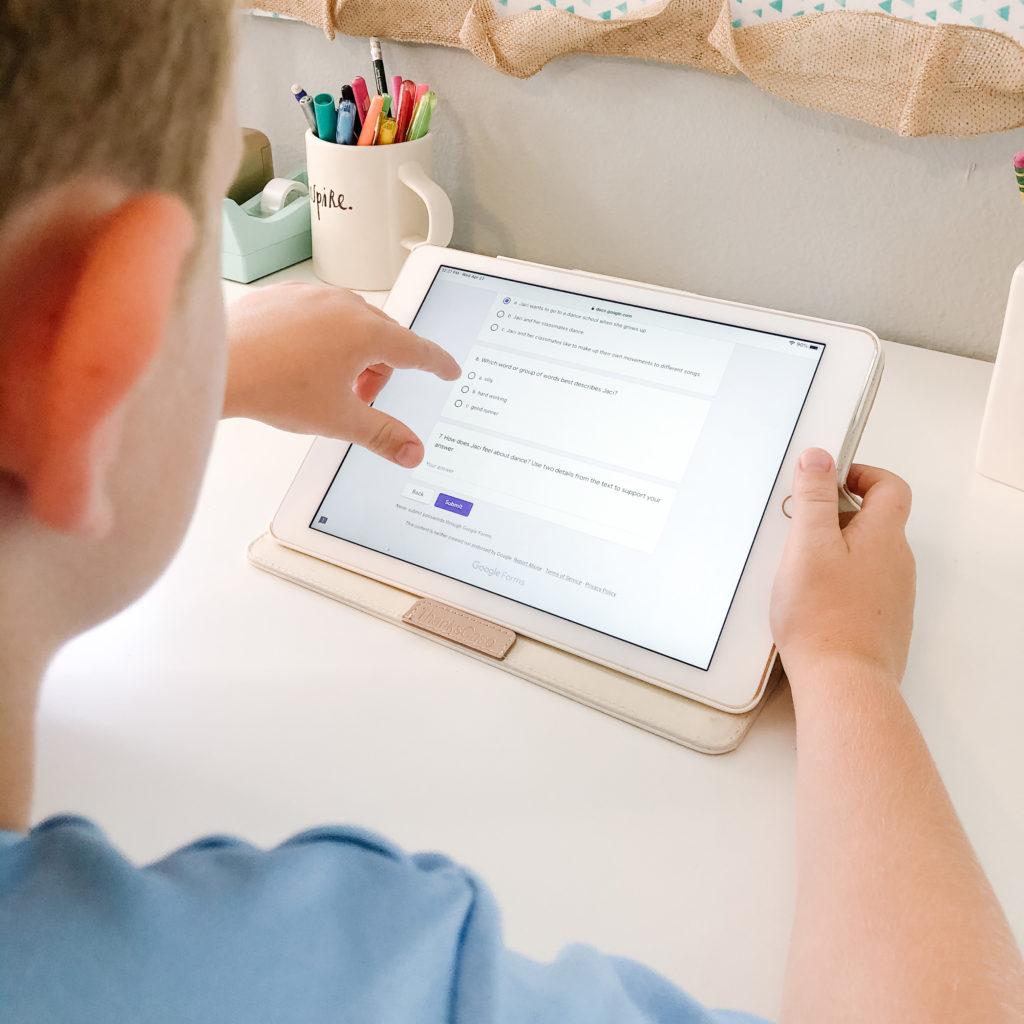 digital reading assessment