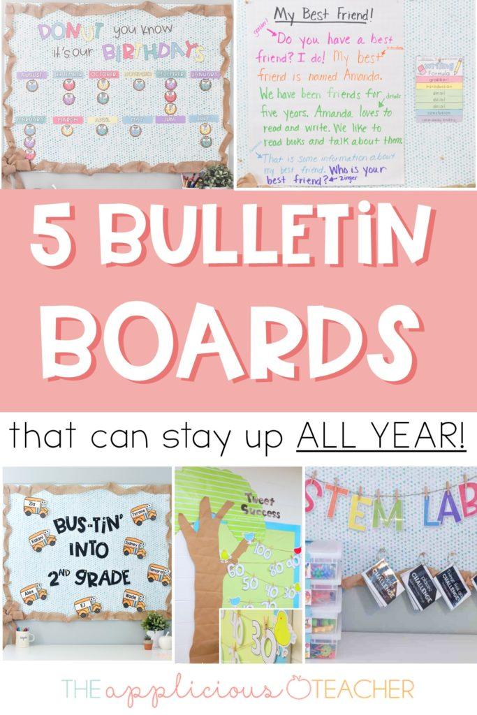 bulletin boar ideas