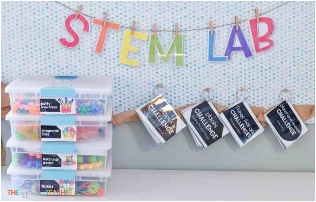 stem lab board