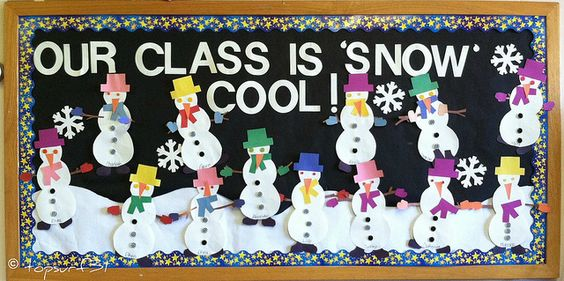 Our Class is Snow Cool