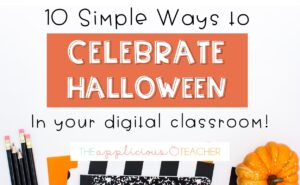 virtual halloween activities