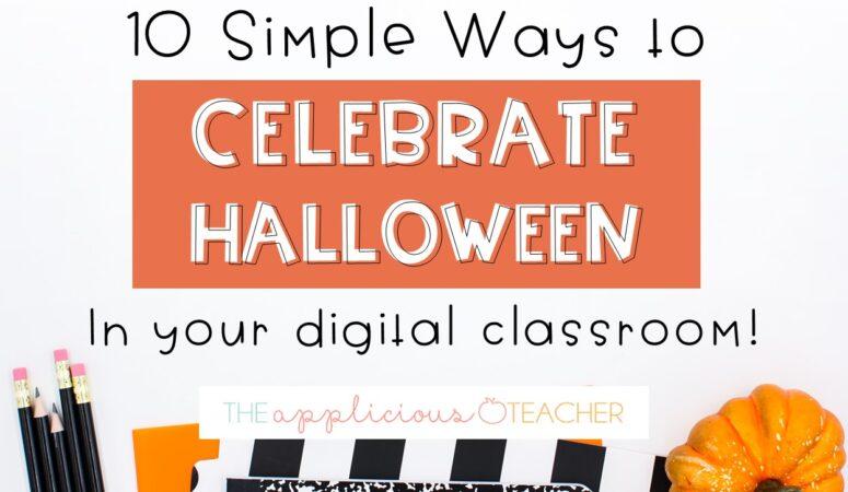 virtual halloween activities