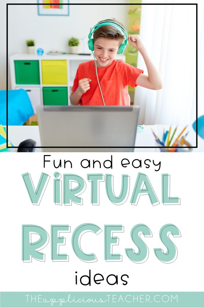 digital recess ideas