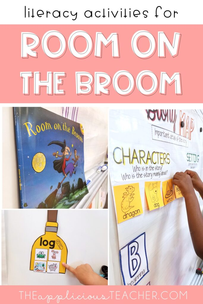 acitivities for room on the broom