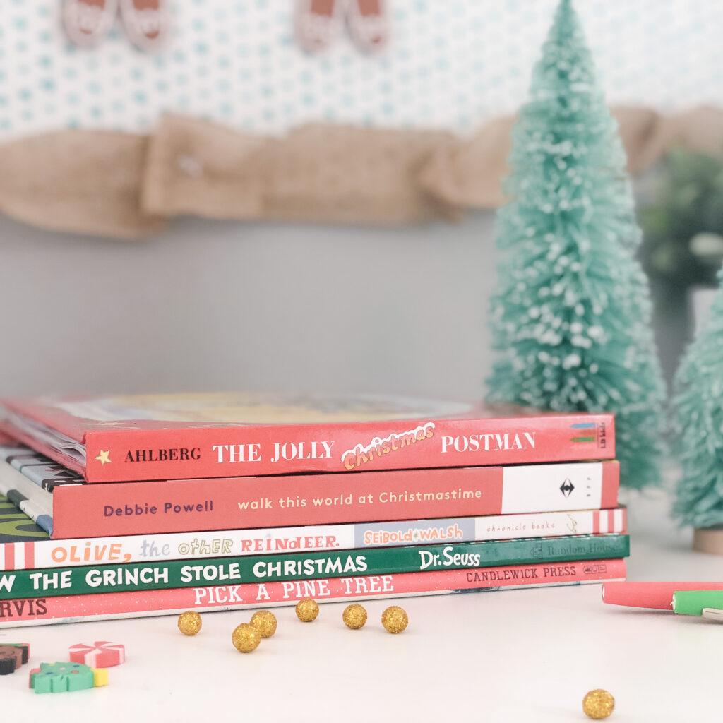 december books for 2nd grade