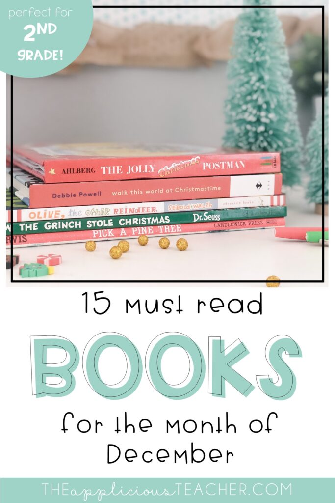 must read holiday books for 2nd grade
